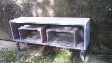mueble madera reutilizada