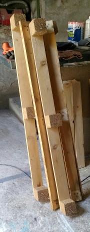 madera para sillas
