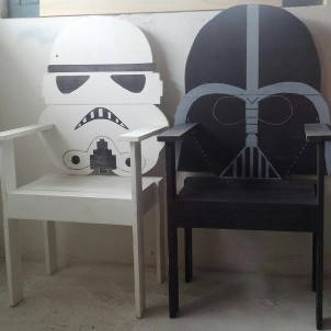 sillas star wars 1