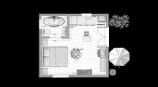 plano mini casa