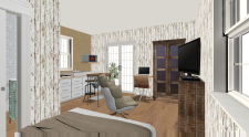panoramica mini casa