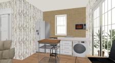 cocina mini casa